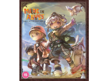 Made In Abyss Movie - Dawn of A Deep Soul Blu-Ray