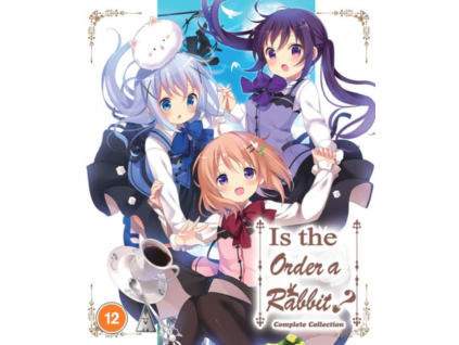 Is The Order A Rabbit Season 1 Collection Blu-Ray