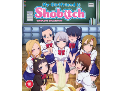 My Girlfriend is Shobitch Collection Blu-Ray