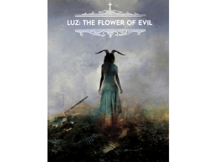 Luz - The Flower of Evil Limited Edition (With Slipcase + Booklet) Blu-Ray