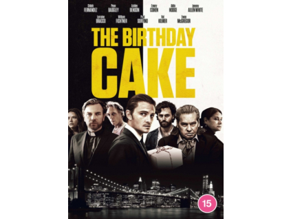 The Birthday Cake DVD
