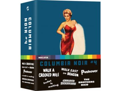 Columbia Noir Volume 4 Limited Edition Blu-Ray