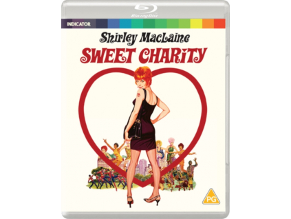 Sweet Charity Blu-Ray