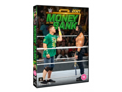 WWE - Money In The Bank 2021 DVD