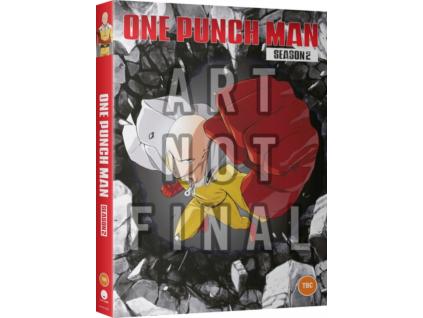 One Punch Man Season 2 Episodes 1 to 12 + 6 OVAs DVD