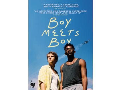 Boy Meets Boy DVD