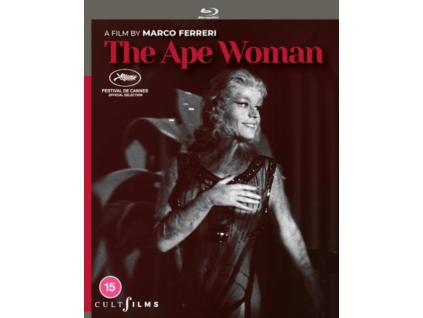 The Ape Woman Blu-Ray