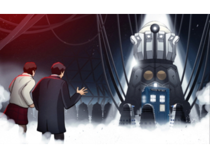Doctor Who - Evil of the Daleks Steelbook Blu-Ray