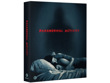 Paranormal Activity Limited Edition Blu-Ray