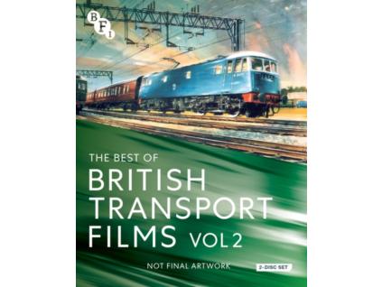 The Best of BTF Volume 2 Blu-Ray