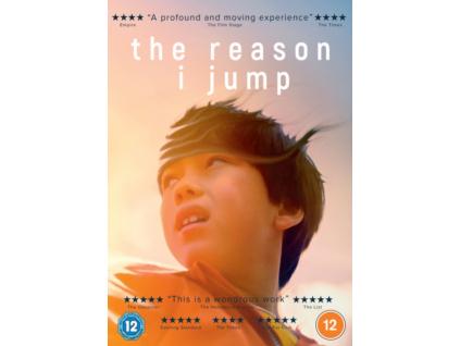 The Reason I Jump DVD