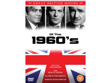 Great British Movies - 1960s DVD