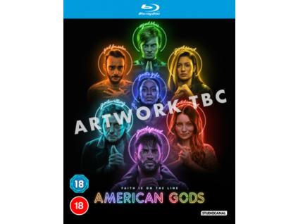 American Gods Season 3 Blu-Ray