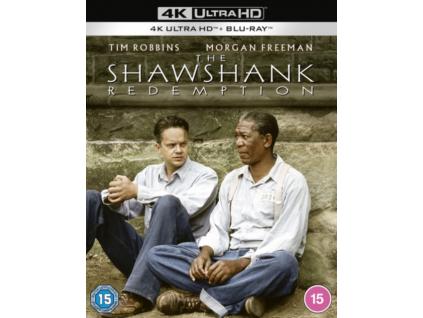 Stephen King - The Shawshank Redemption 4K Ultra HD + Blu-Ray