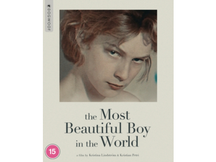 The Most Beautiful Boy In The World Blu-Ray