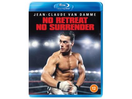 No Retreat, No Surrender Blu-Ray