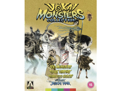 Yokai Monsters Collection Limited Edition (With Booklet + Poster) Blu-Ray