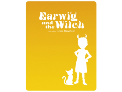 Earwig And The Witch Steelbook Blu-Ray