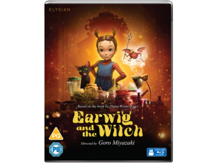 Earwig And The Witch Blu-Ray