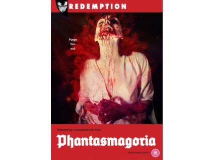 Phantasmagoria DVD