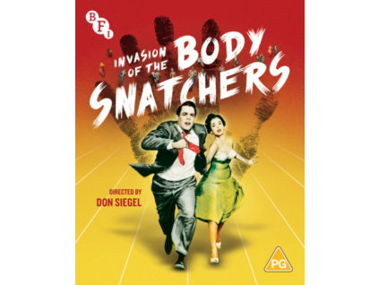 Invasion of the Body Snatchers Blu-Ray