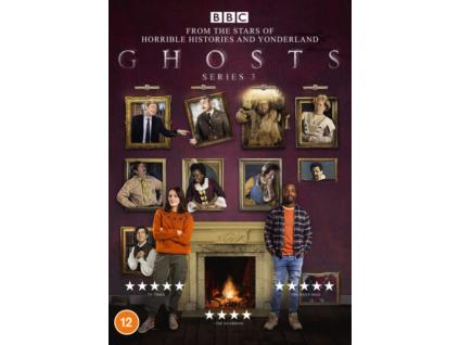 Ghosts Series 3 DVD