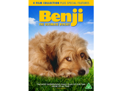 Benji - Ultimate Movie Collection DVD