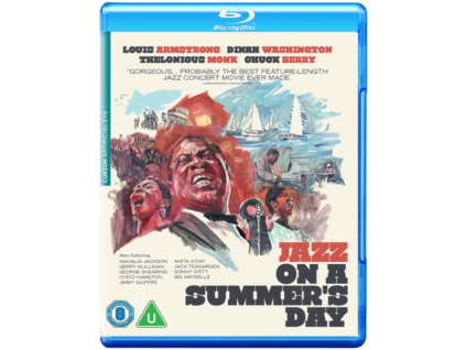 Jazz On A Summers Day Blu-Ray