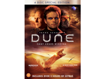 Dune - The Complete Mini Series (2000) Special Edition DVD