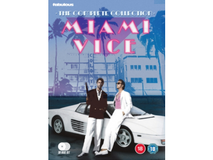 Miami Vice - The Complete Collection DVD