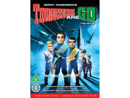 Thunderbirds Are GO - The Movie DVD