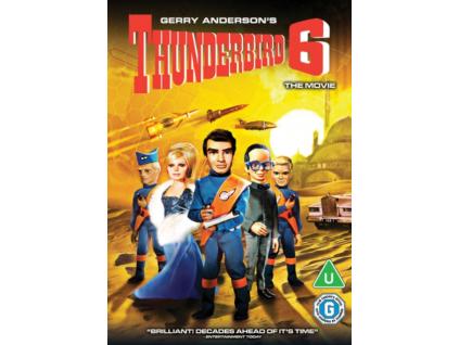 Thunderbird 6 - The Movie DVD