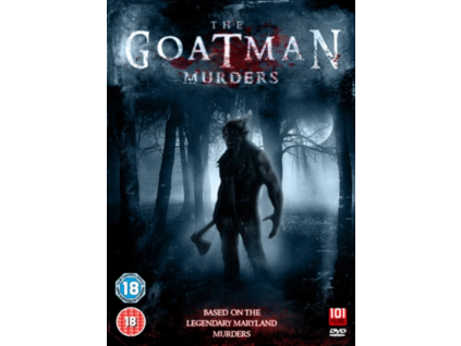 The Goatman Murders DVD
