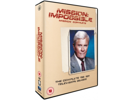 Mission Impossible - The Complete Series DVD