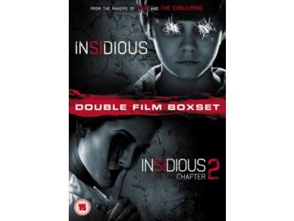 Insidious / Insidious - Chapter 2 DVD