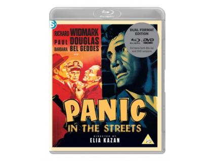 Panic in the Streets Blu-Ray + DVD