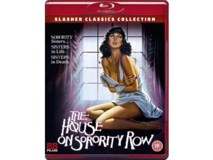 House On Sorority Row Blu-Ray