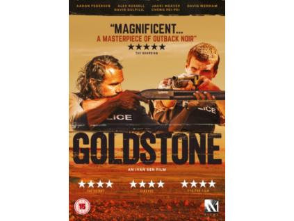 Goldstone DVD