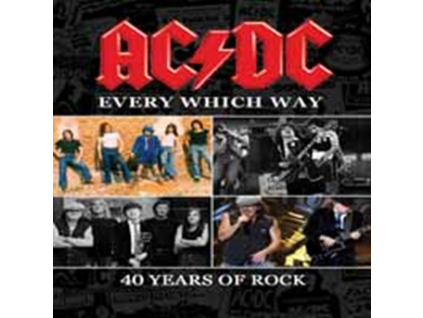 AC/DC - Every Which Way (DVD)