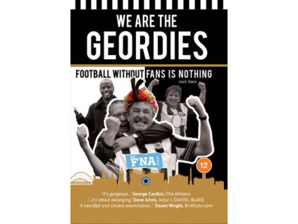 WE ARE THE GEORDIES - The Newcastle United Fan Film (DVD)