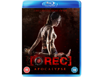 Rec 4 - Apocalypse Blu-Ray