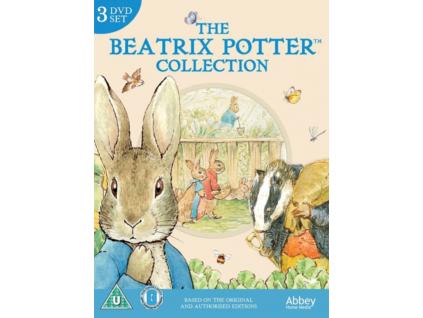 Beatrix Potter: Classic Collection - Slimline (DVD)