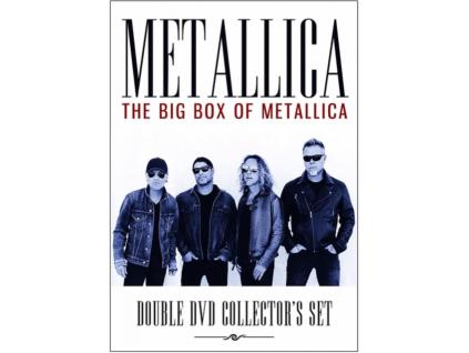METALLICA - The Big Box Of Metallica (DVD)