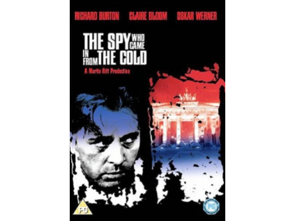 The Spy Who Came In From The Cold DVD