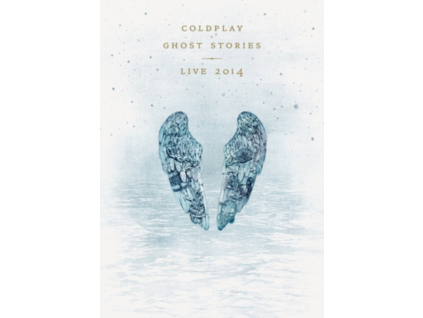 COLDPLAY - Ghost Stories Live 2014 (DVD)