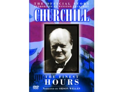 Churchill  The Finest Hours (DVD)