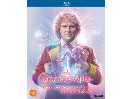 Doctor Who The Collection Season 23 (Blu-ray)