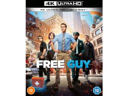 Free Guy (Blu-ray 4K)