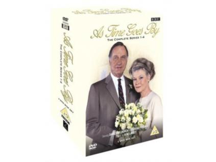 As Time Goes By Series 14 Box Set (DVD Box Set)