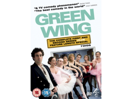 Green Wing Definitive Edition (DVD)